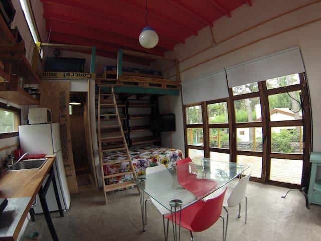 Casa PH 1 y 1/2 ambientes Valeria del Mar