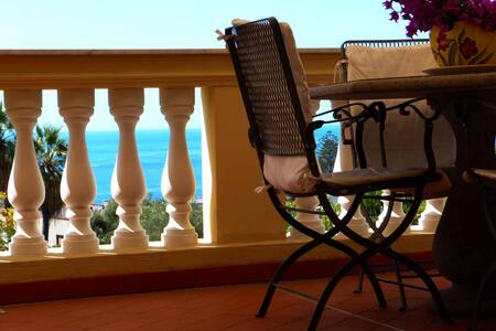 Appartamento Villa Alda vista mare