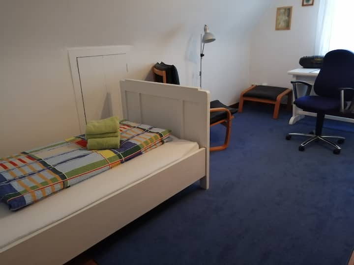 Einzelzimmer, liebevoll renoviert