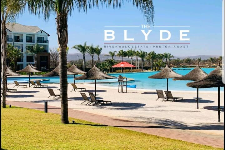 The Blyde, Crystal Lagoon One Bed Apartment.