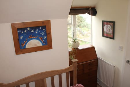 Sweet little room,  apple tree view - Totnes - Huis