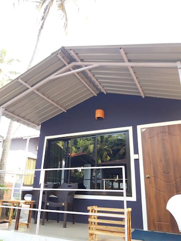 Cute and Luxurious AC Cottage Near Agonda Beach