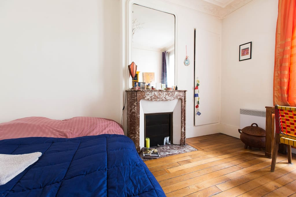 Chambre 17 me proche montmartre appartements louer for Chambre a louer paris 17
