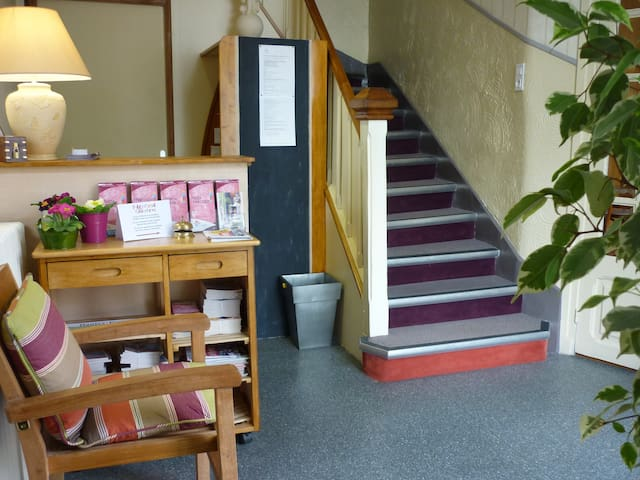 Room for 2 persons Downtown - Lourdes - Bed & Breakfast