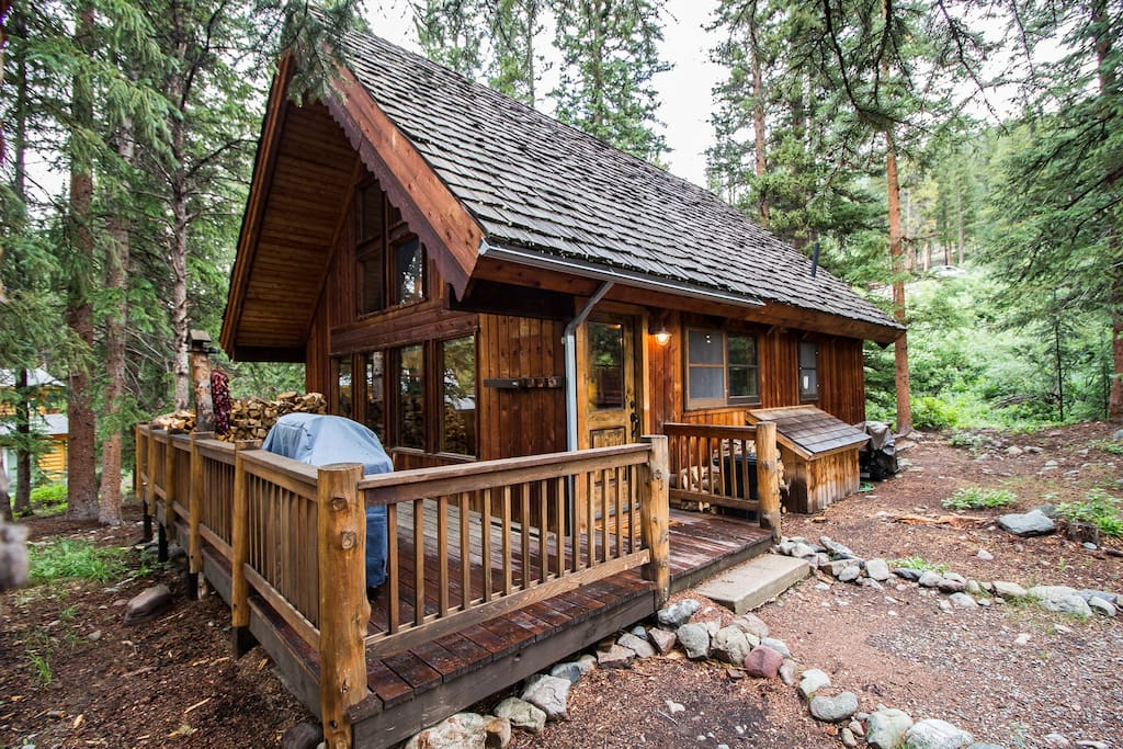 Sorenbrook cabin in the moutains cabins for rent in for Cabine in colorado breckenridge