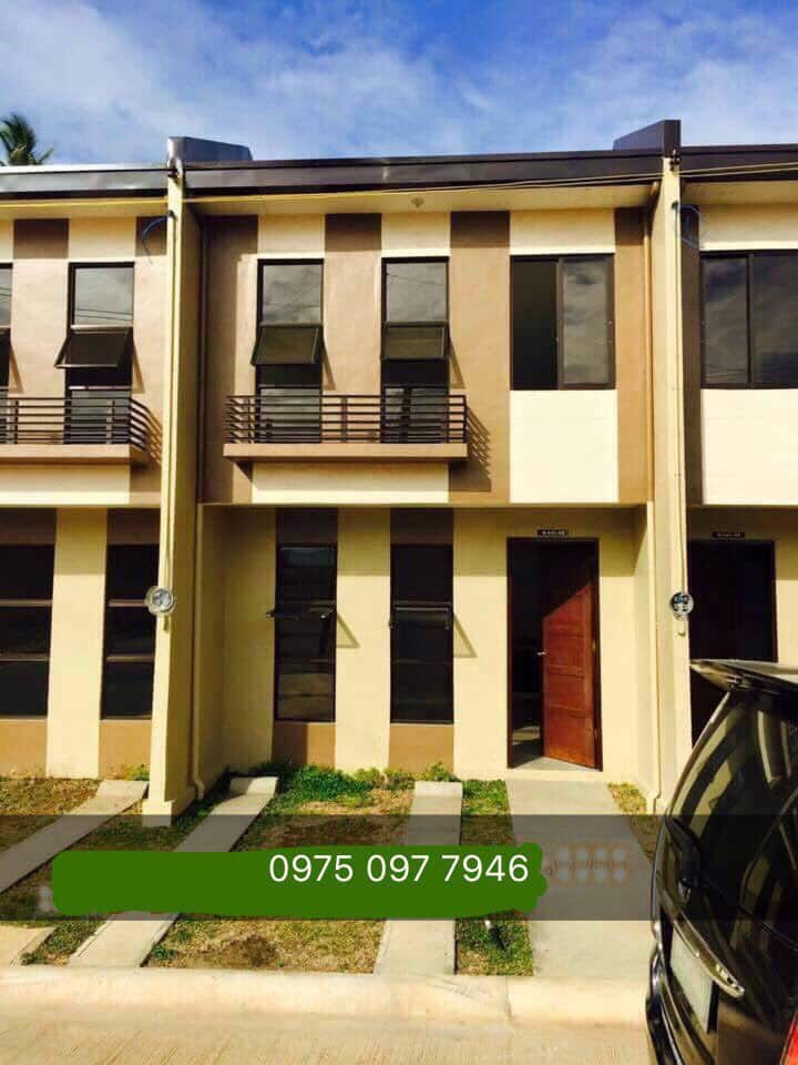2BR Townhouse (Semi-Furnished) for Rent(Davao City