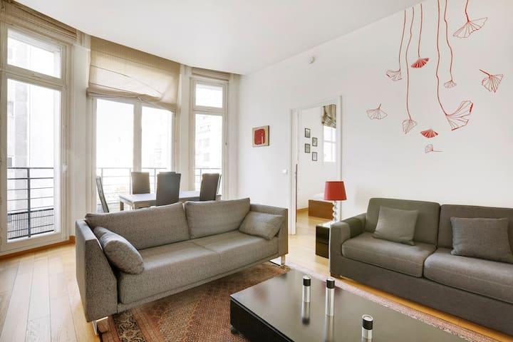 Cosy apartment Trocadéro / Arc de Triomphe