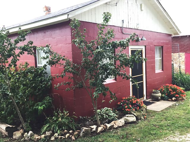 The Milk House at Ozark Highlands Farm