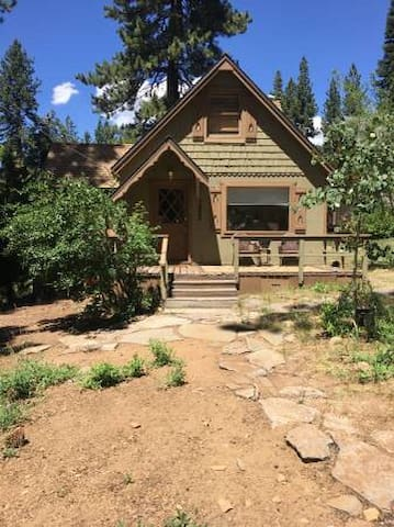 Quite cabin close to northstar and diamond peak