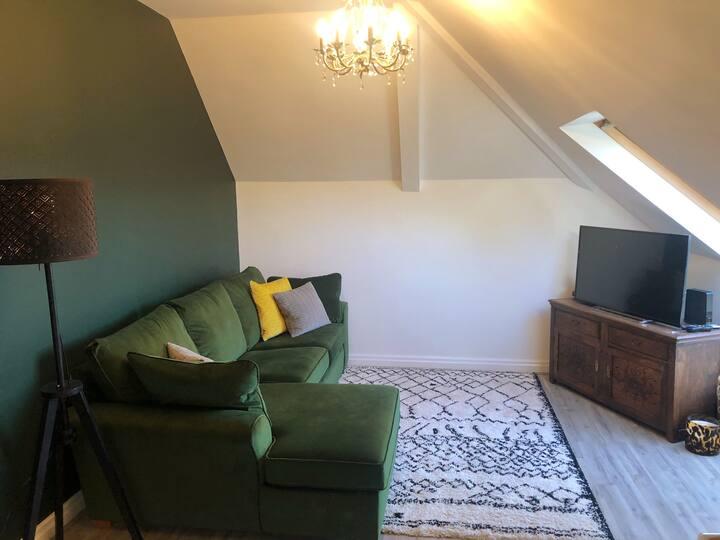Spacious apartment in vibrant Chorlton