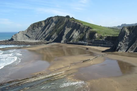 Nice penthouse apartment in the center of Zumaia - Apartmen