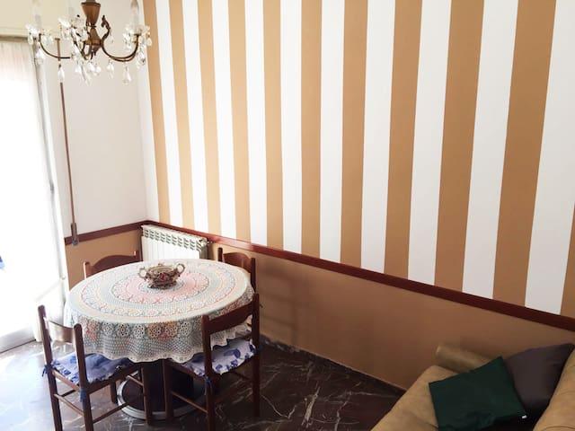 Appartamento a 300 m dal mare - Marina di Andora - Appartement