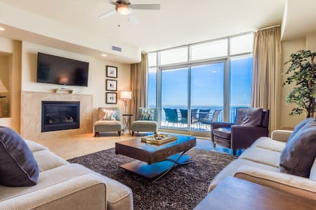 Beachfront Luxury at Turquoise Place Resort! - Orange Beach - Kondominium