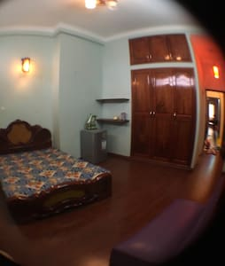 Private bedroom D8 near Chinatown - Ho Chi Minh City - House