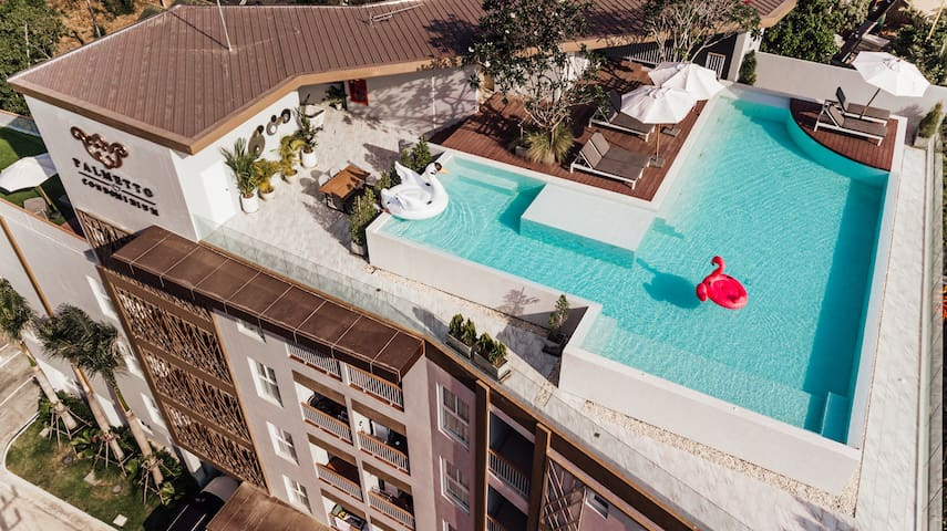 @PALMETTO #305 **ROOFTOP SEAVIEW POOL**KARON