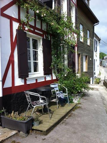 Maison Face à la baie de Somme - Saint-Valery-sur-Somme
