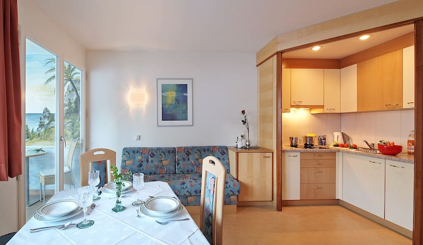 Apartment 75qm mit Wellness Ahrntal