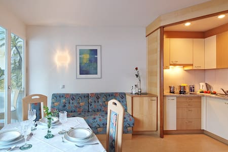 Apartment 75qm mit Wellness Ahrntal - Lutago