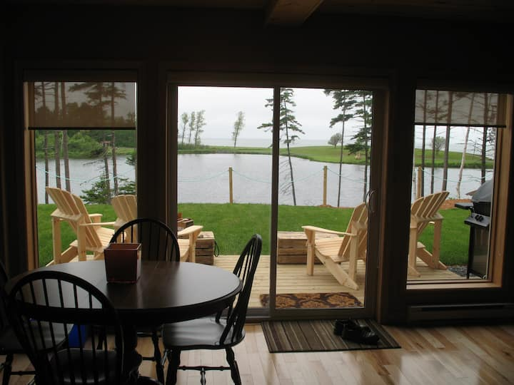 Two Bedroom Executive Chalet at Pictou Lodge