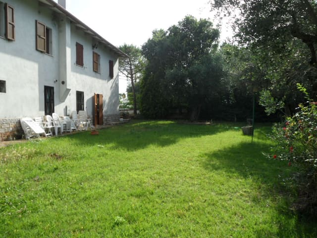 wonderful house for a double holiday - San Silvestro - Villa