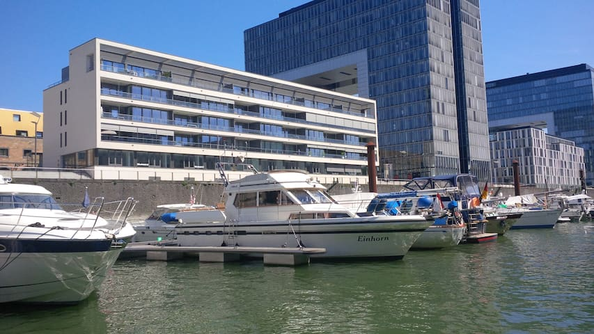 Fantasie Boot - Colonia - Barco