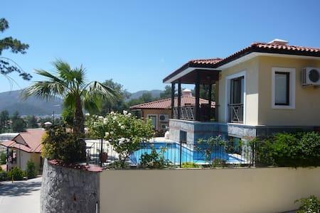 Icarus Heights Gocek Turquoise Coast Turkey - Gökçe Köyü