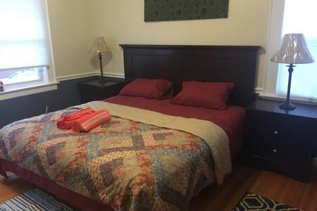 Victorian Cozy Room - Kearny - Ev