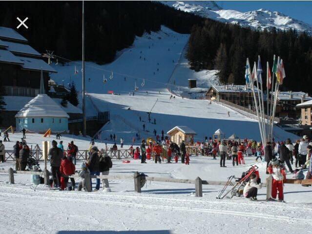 Appartamento sulle piste da sci di Santa Ceterina