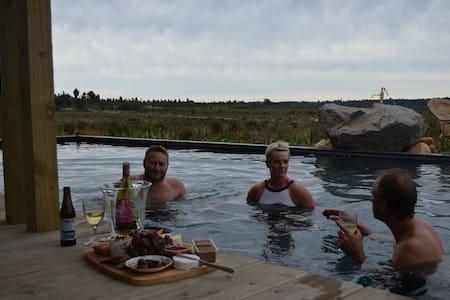Tongariro Springs Petite Suite::.