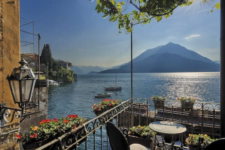 Casa Pergola on lakeshore - Varenna