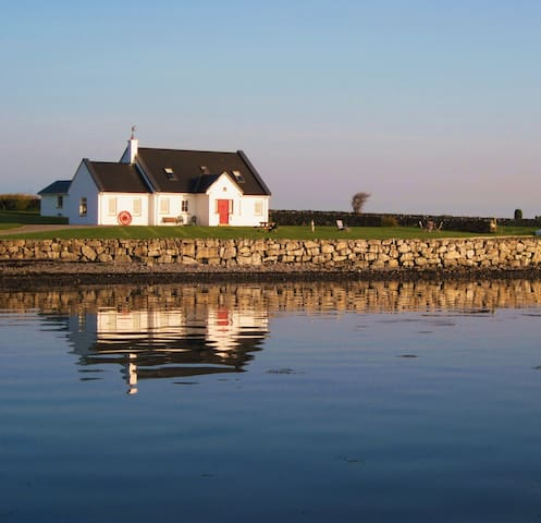 Cottage on Galway Bay B&B  Kinvara - Galway - Oda + Kahvaltı