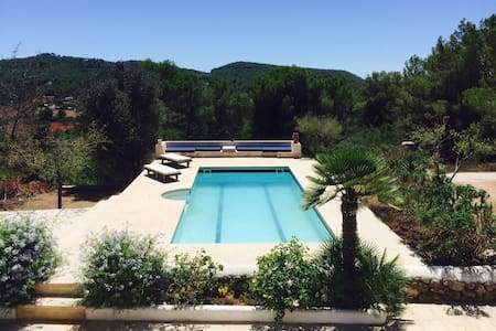 Stylish traditional Ibizan Finca in great loaction - Islas Baleares