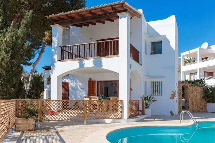 Family apartment Cala d'Or