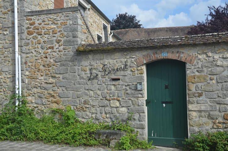 Gîte le BERCAIL - Fleury-en-Bière - Ev