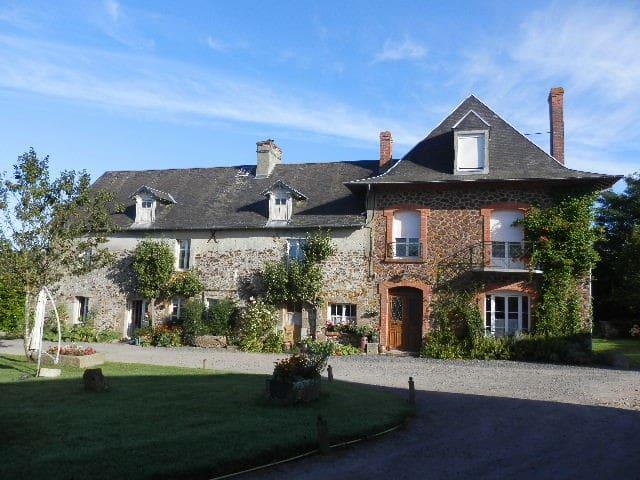 Chambre d'hotes pres de St Lo - Dangy - ที่พักพร้อมอาหารเช้า