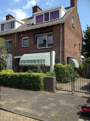 Comfortable Family home in quiet street - Rijswijk - Dům