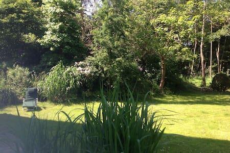 Im Zentrum mit traumhaftem Garten - Spenge - 独立屋