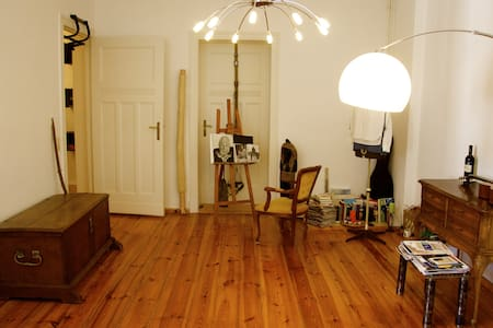 Privat room - central and quiet - Berlin - Apartament