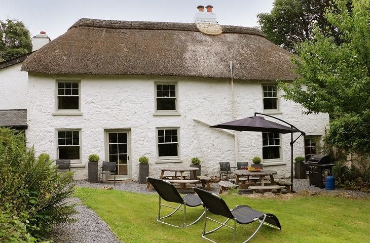 The Moors House - South Zeal, Okehampton - Casa