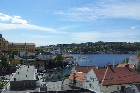 Cosy house in the senter of Arendal - Arendal
