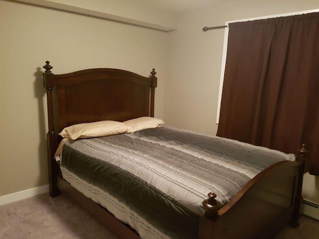 Quiet, Private Room in New Condo