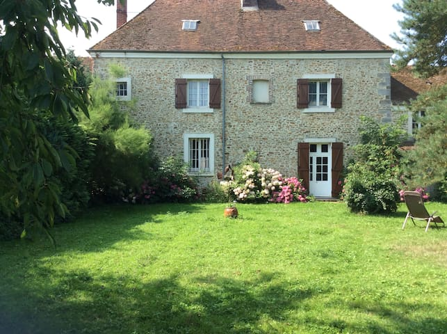 FERME JEAN GROGNE - Fontenay-Trésigny - House