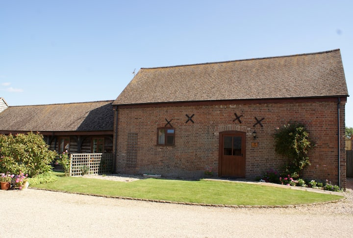 The Old Stable Cottage in Oxfordshire