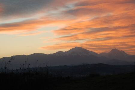 Bed & Breakfast vista mare-monti - Montesilvano