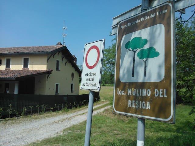 Agriturismo in un mulino - Oleggio