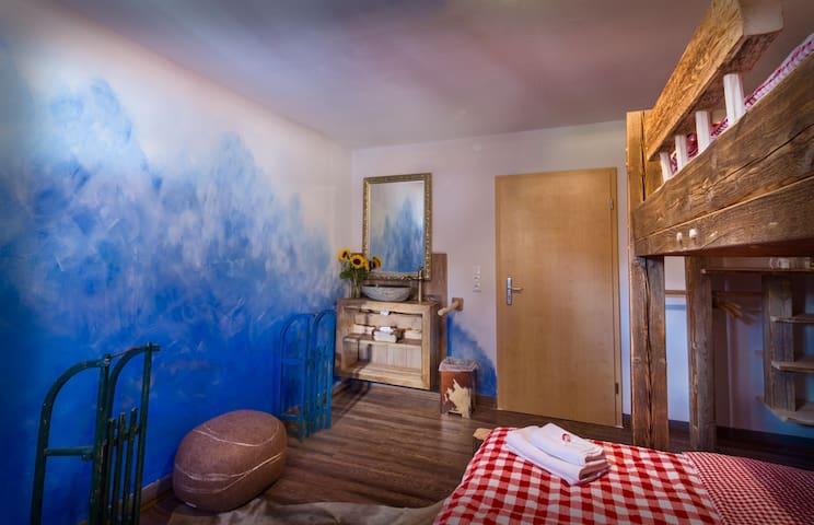 Blaue Stube (Zimmer 5) - Oberstdorf - House