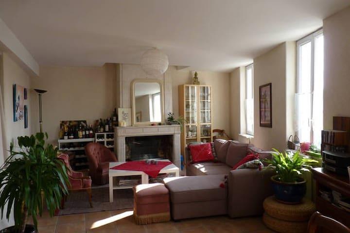 Appartement agréable tout près du centre ville - Niort - Appartement
