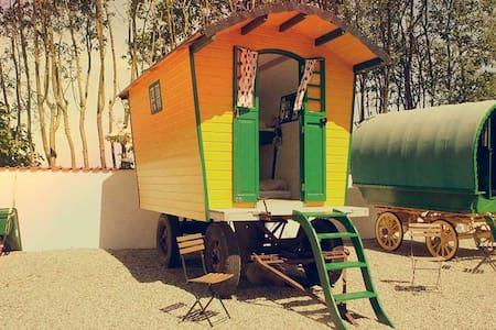 Family Wagon på Hotell Vagabond - Skurup S - Autre