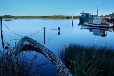 The Boat Shed - Lettes Bay - Strahan - Ev