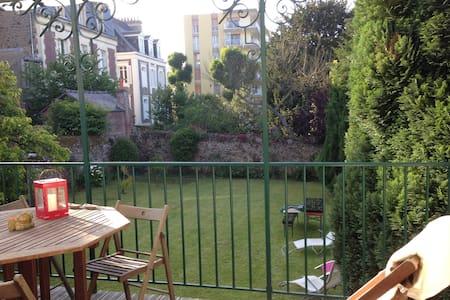 Chambre double chez l'habitant - St-Malo